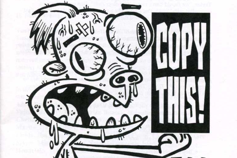 Copy This! #47 masthead