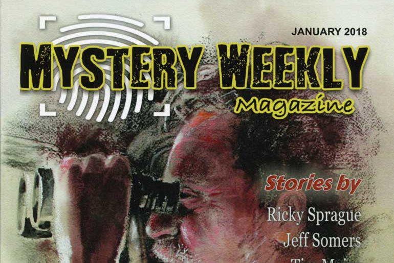 Mystery Weekly Magazine Jan. 2018