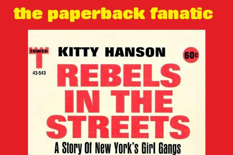 The Paperback Fanatic #39 masthead