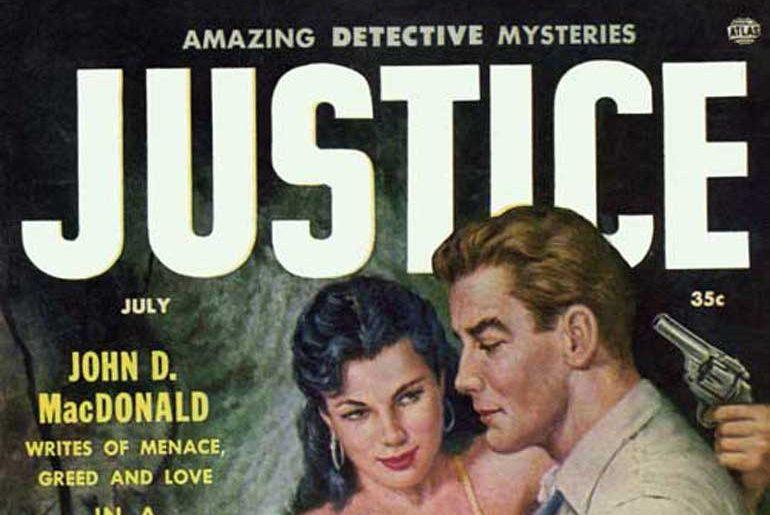 Justice #2 masthead