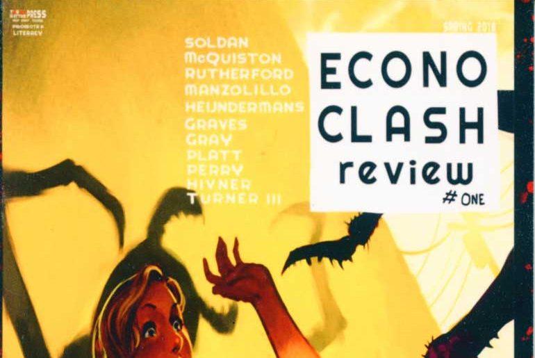 Econo Clash Review masthead