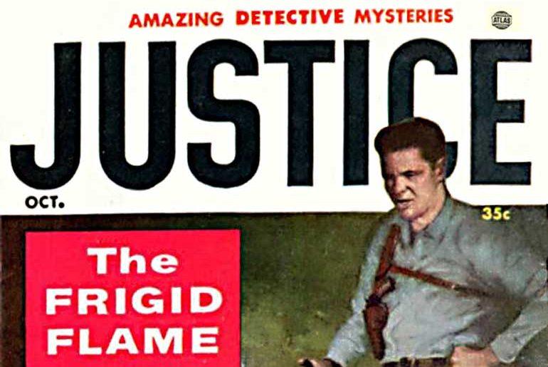 Justice #3 masthead