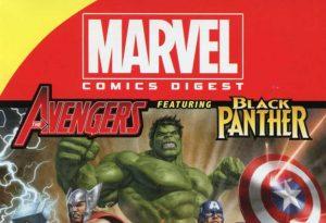 Marvel Comics Digest #5 masthead