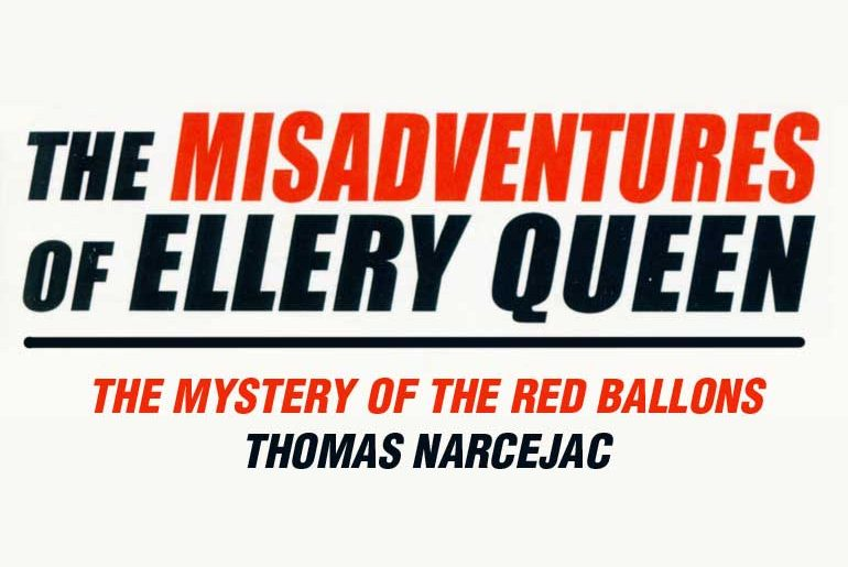 Thomas Narcejac's Mystery of the Red Balloons