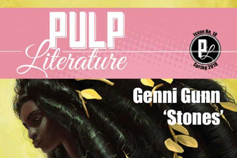 Pulp Literature #18 masthead