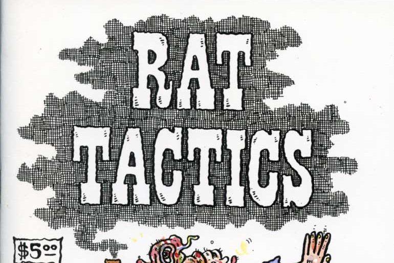 Rat Tactics masthead