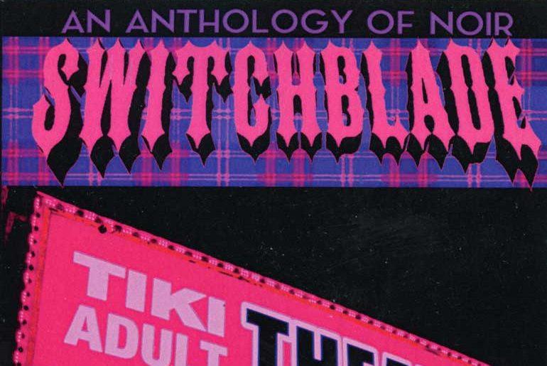 Switchblade #5 masthead