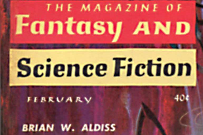 F&SF Feb. 1961 masthead