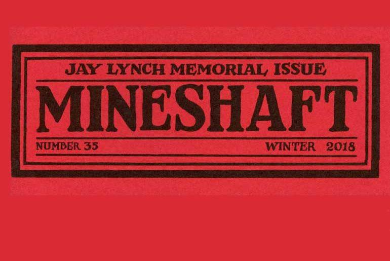 Mineshaft 35 masthead