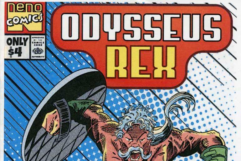 Odysseus Rex masthead