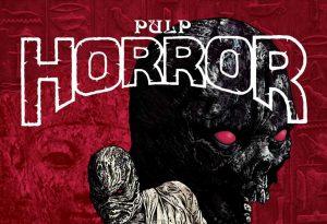 Pulp Horror No. 7 masthead