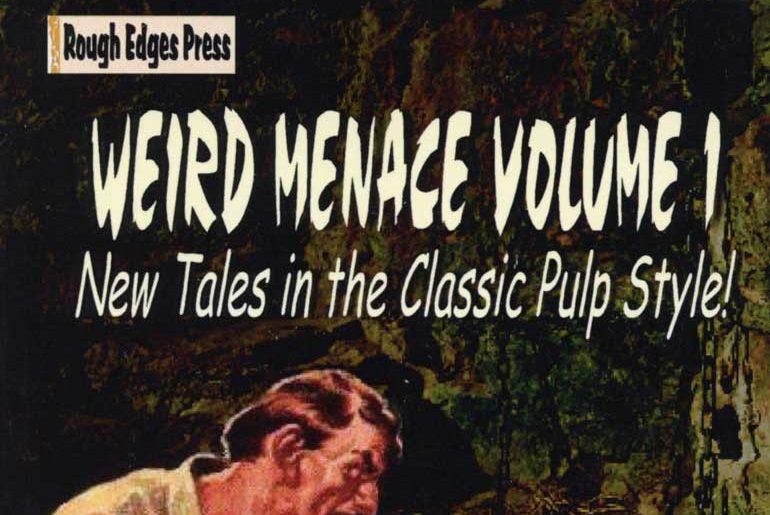Weird Menace Vol. 1 masthead