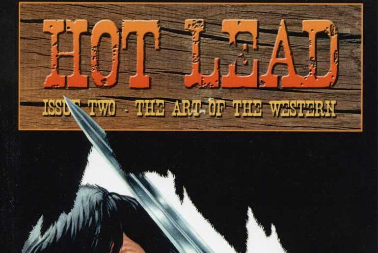 Hot Lead No. 2 masthead