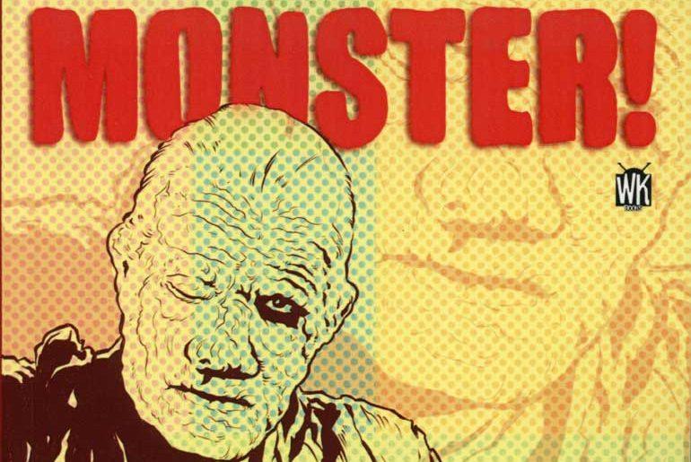 Monster! No. 33 masthead