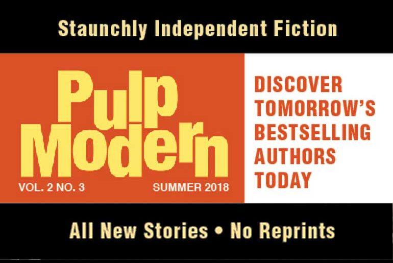 Pulp Modern No. 3 masthead