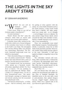 Worlds of Strangeness No. 2 page