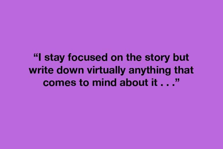 BK Stevens quote