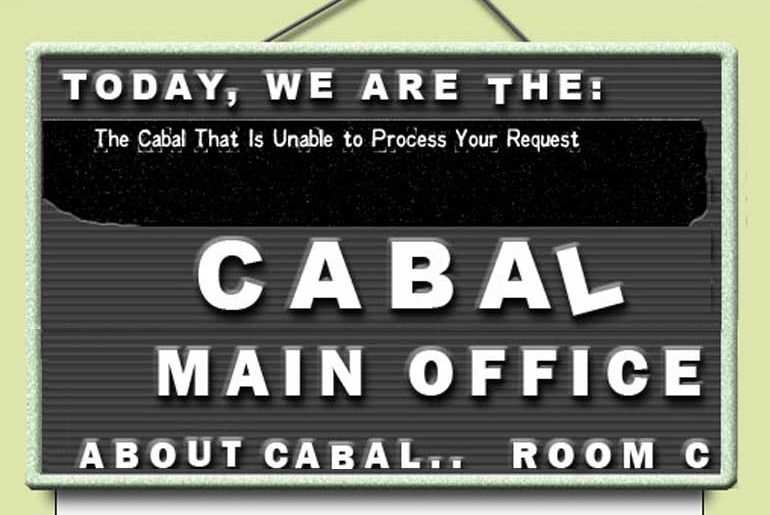 The Daily Cabal