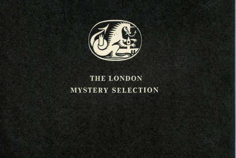 "London Mystery ""logo"""