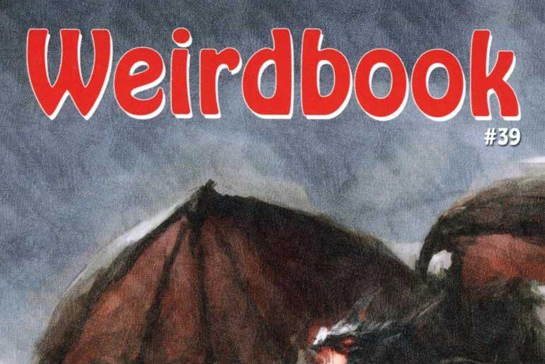 Weirdbook masthead