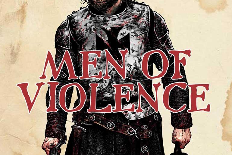 Men of Violence masthead