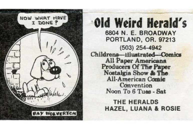 Old Weird Herald's