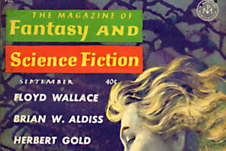 F&SF Sep. 1961 masthead