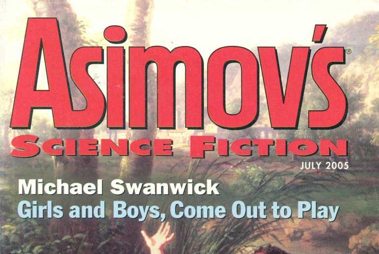 Asimov's July 2005 masthead