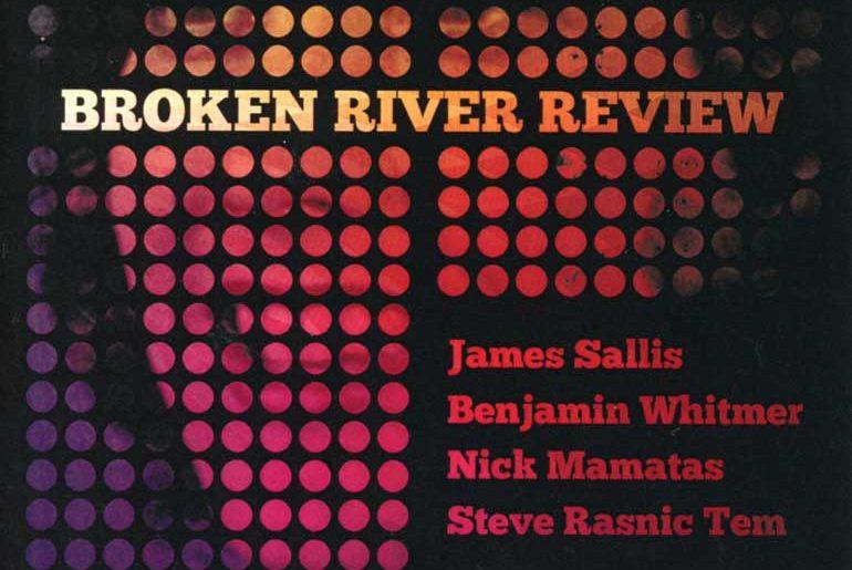 Broken River Review No. 1 masthead