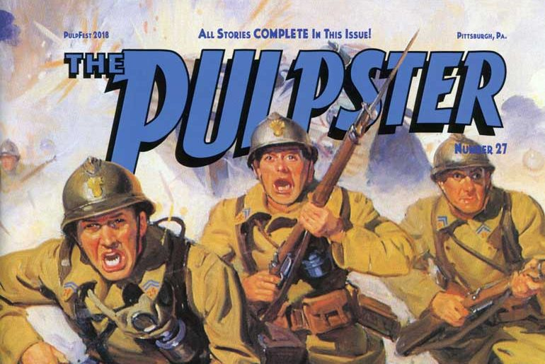 The Pulpster No. 27 masthead