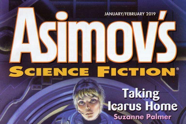 Asimov's masthead