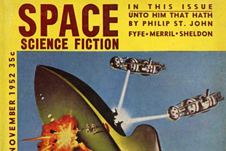 Space masthead