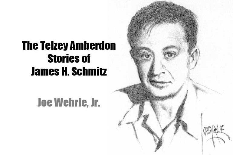 The Telzey Amberdon Stories of James H. Schmitz