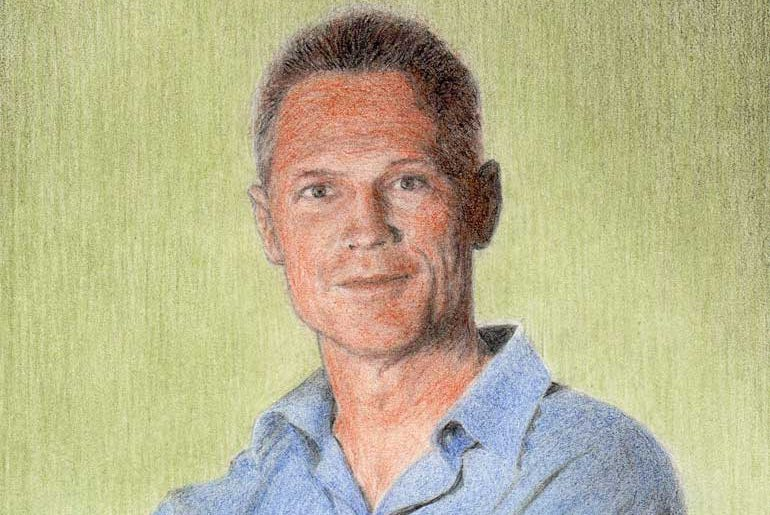 Rick Ollerman by Joe Wehrle, Jr.