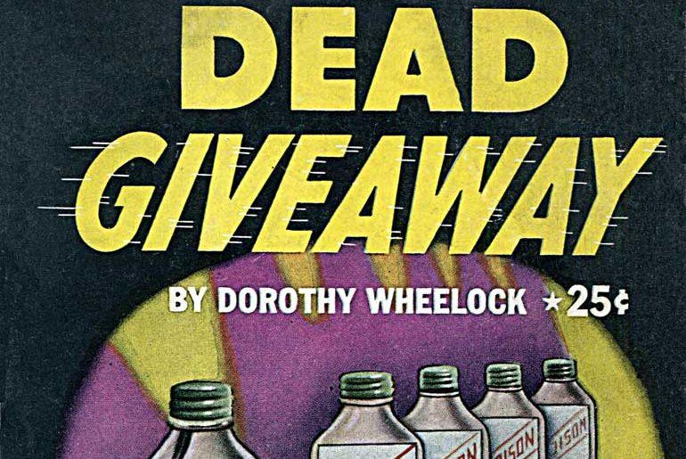 Dead Giveaway masthead