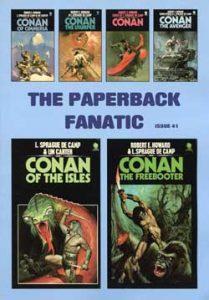 Paperback Fanatic No. 41
