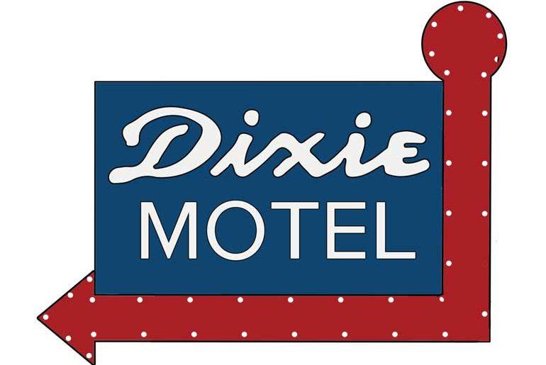 Dixie Motel sign