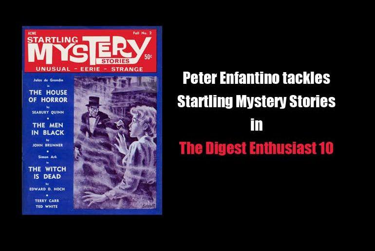 Startling Mystery Stories