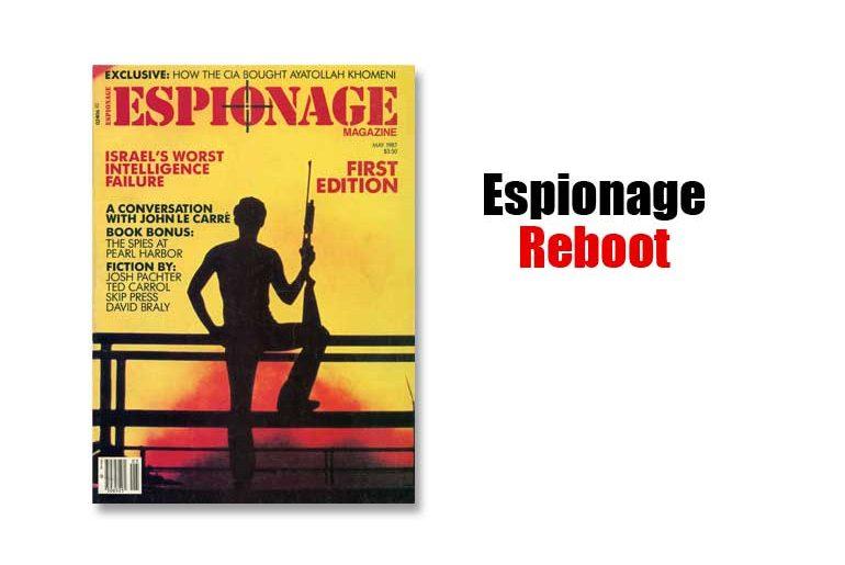 Espionage Magazine Vol. 2 No. 6 May 1987