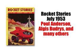 Rocket Stories July 1953