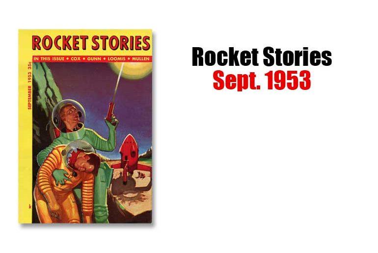 Rocket Stoires No. 3