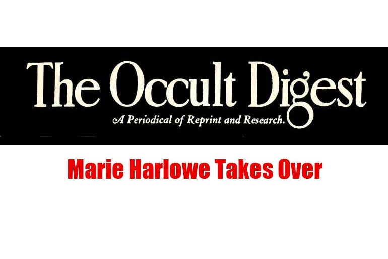 Marie Harlowe Takes Over