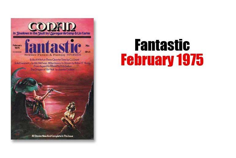 Fantastic Feb. 1975