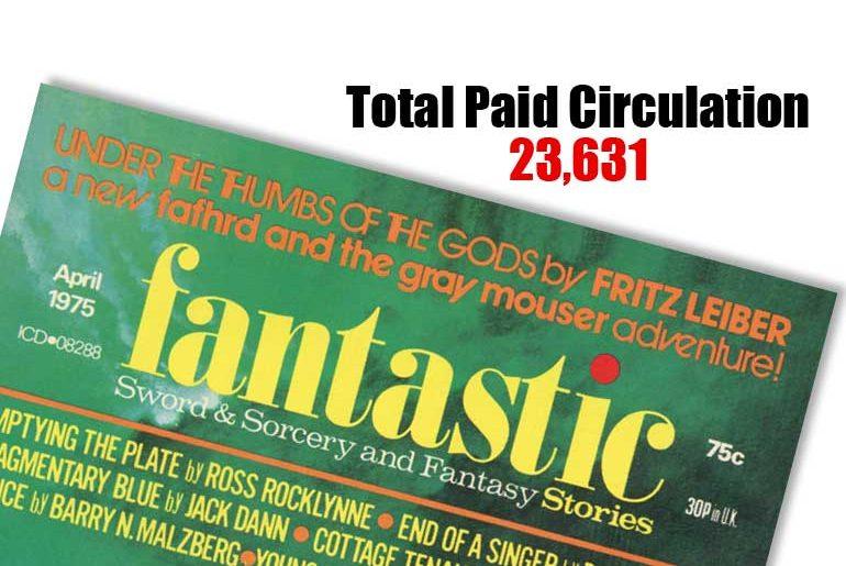 Total Paid Circulation 23,631