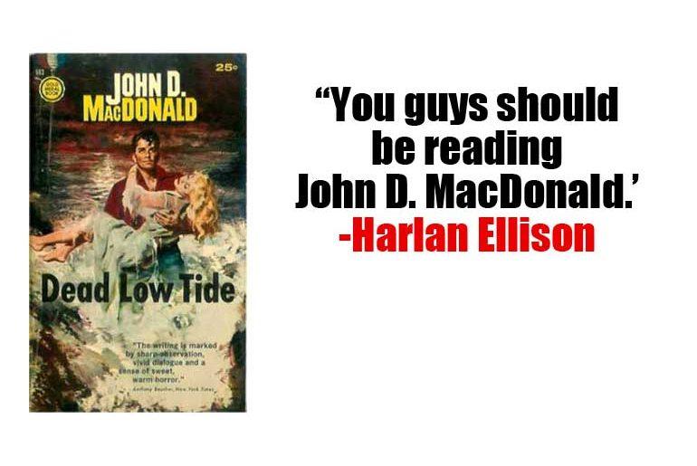 Harlan Ellison quote