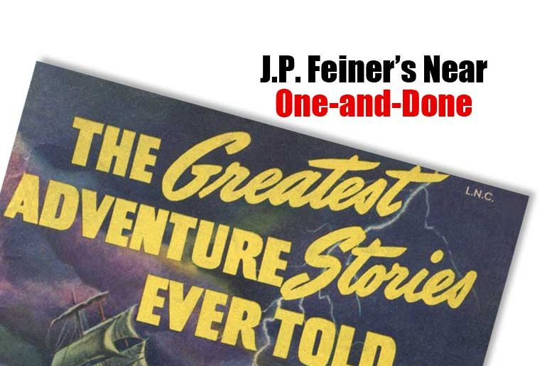 J.P. Feiner's Near One-and-Done