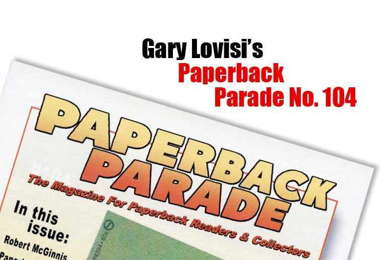 Paperback Parade No. 104