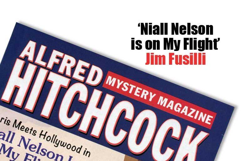 'Niall Nelson is on My Flight' Jim Fusilli