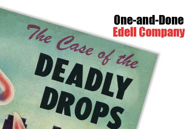 One-and-Done Edell Company