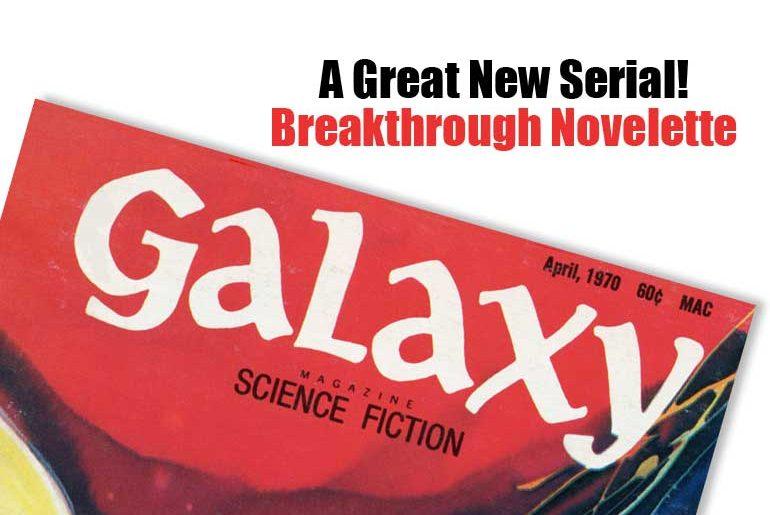 A Great New Serial! Breakthrough Novelette